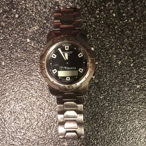 Tissot Men's Touch Watch